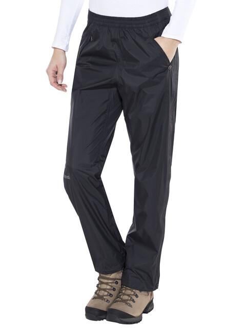 Marmot PreCip - Pantalones de Trekking Mujer - negro